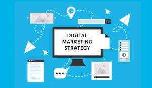 Companies cant afford to simply play one online marketing strategy